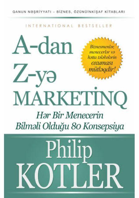 A-dan Z-yə marketinq