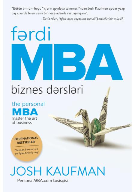 Fərdi MBA