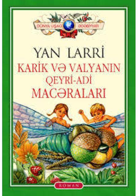Karik və Valyanın Qeyri-Adi Macəraları