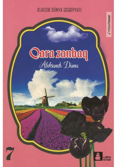 Qara zanbaq