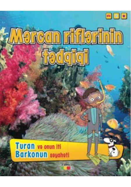 Mərcan riflərinin tədqiqi