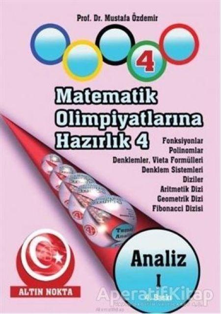 Matematik Olimpiyatlarına Hazırlık 4