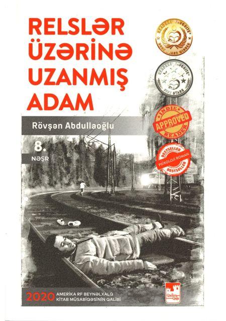 Relslər Üzərinə Uzanmış Adam