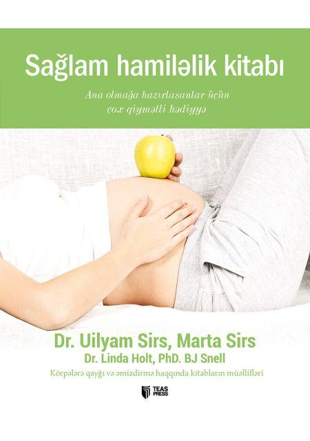 Sağlam hamiləlik kitabı