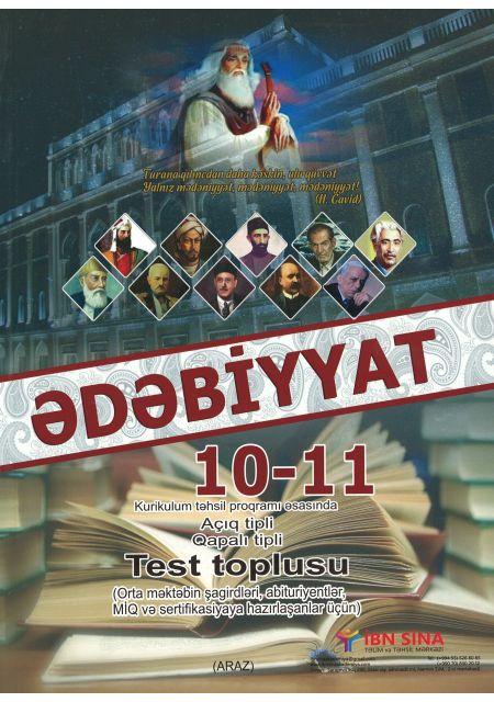Ədəbiyyat 10-11