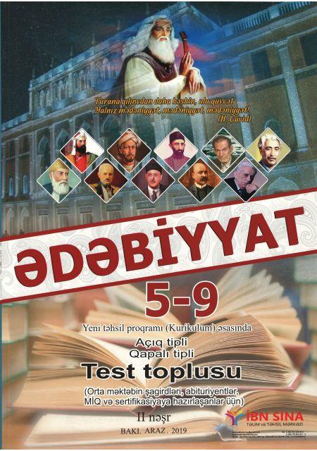 Ədəbiyyat 5-9