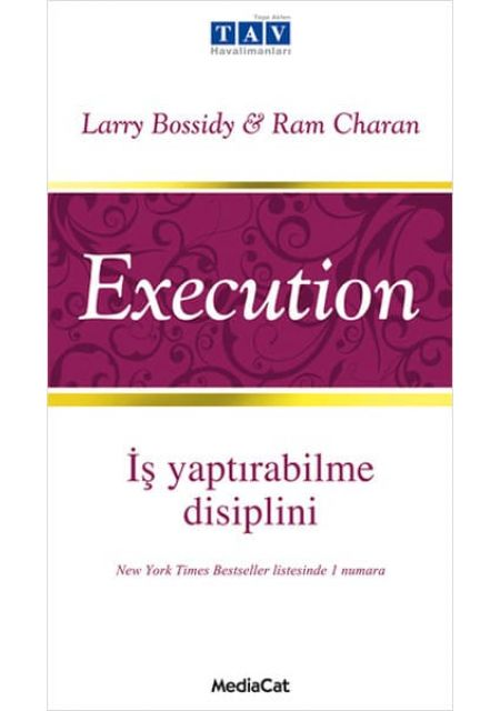 Execution - İş Yaptırabilme Disiplini