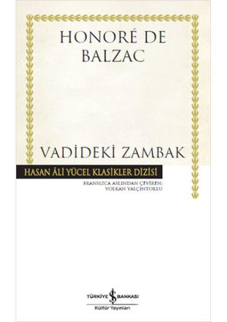 Vadideki Zambak - Hasan Ali Yücel Klasikleri