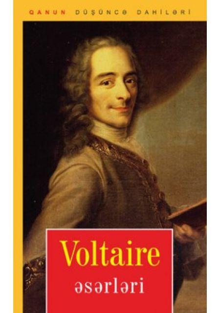 Voltaire Əsərləri – I cild