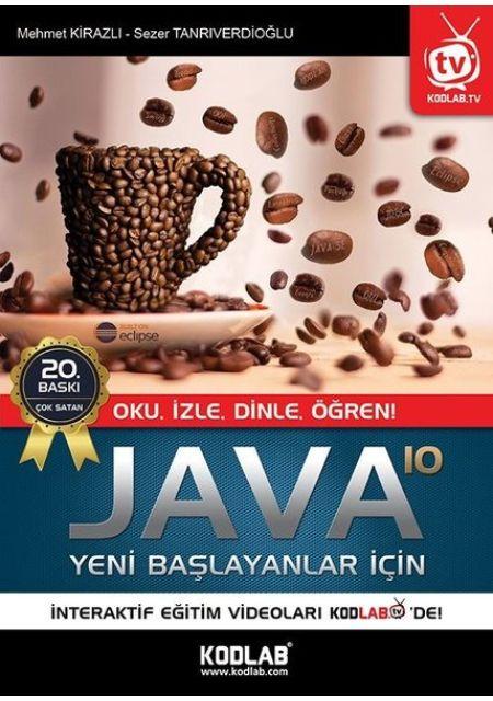 Yeni Başlayanlar İçin Java 10